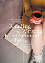 "Bailar, Melissa, et al. ""Take 12: A Critical Performance."" Reading and Writing Experimental Texts - Critical Innovations, Palgrave Macmillan, 2017, pp. 277–291"