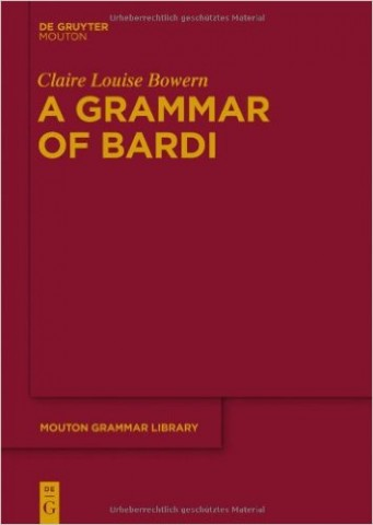A Grammar of Bardi