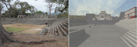 "Spatial Humanities Public Lecture: ""Sights and Sounds—Mapping and Modeling Synesthetic Experiences in Ancient Maya Cities"" by Healther Richards-Rissetto"