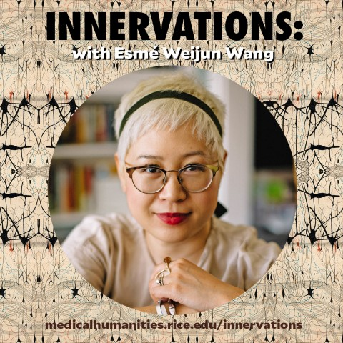 Innervations event Esmé Weijun Wang